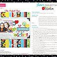 Summer Squeeze Project Sheet 2014