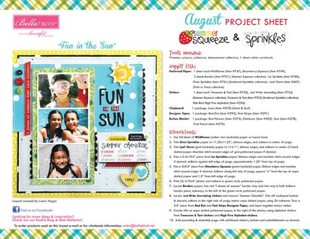 8-2014 BBLVD SUMMER PROJECT SHEET_blog