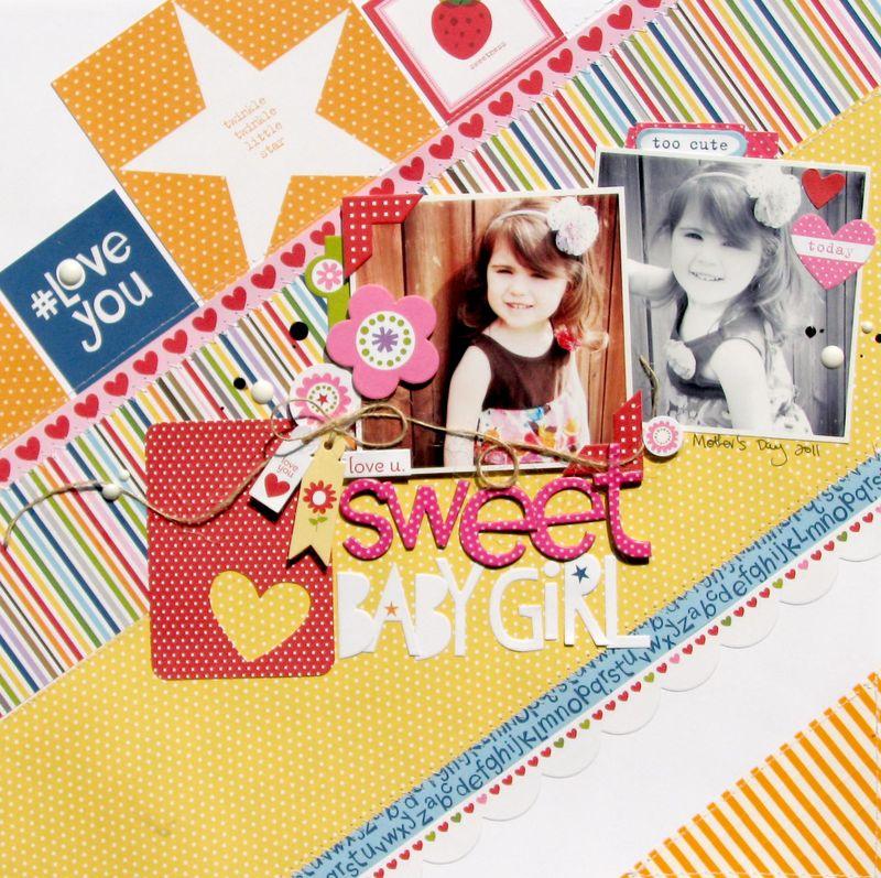 Nicole Nowosad_Sweet baby girl