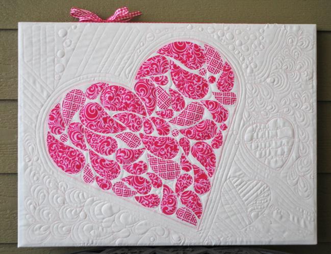 Kathy Frye Photo 1 PINK HEART