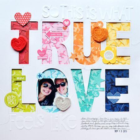 Paige Evans - True Love