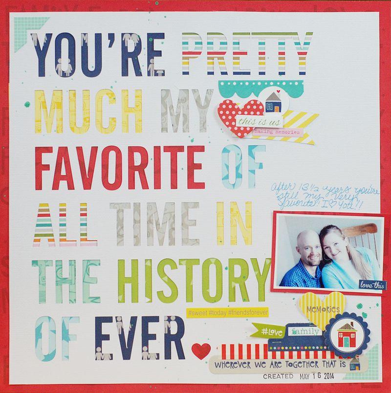 Becki Adams_My Favorite
