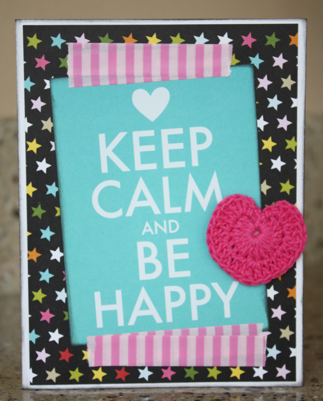 Morgan Bandkowski_Keep Calm Card
