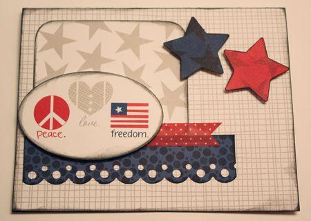 M_Bandkowski Peace Love Freedom