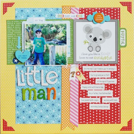 Becki Adams_Little Man