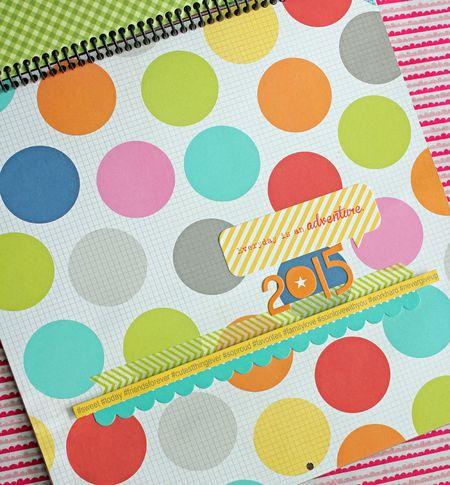 Jen Chesnick- 2015 Calendar- Bella Blvd