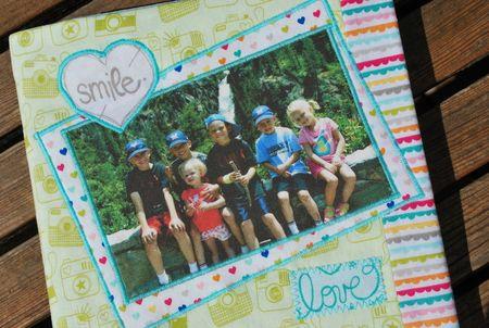 K Frye Photo 3 Snapshot Journal Detail