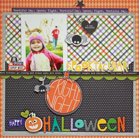 Jen Chesnick- Happy Halloween-Bella Blvd