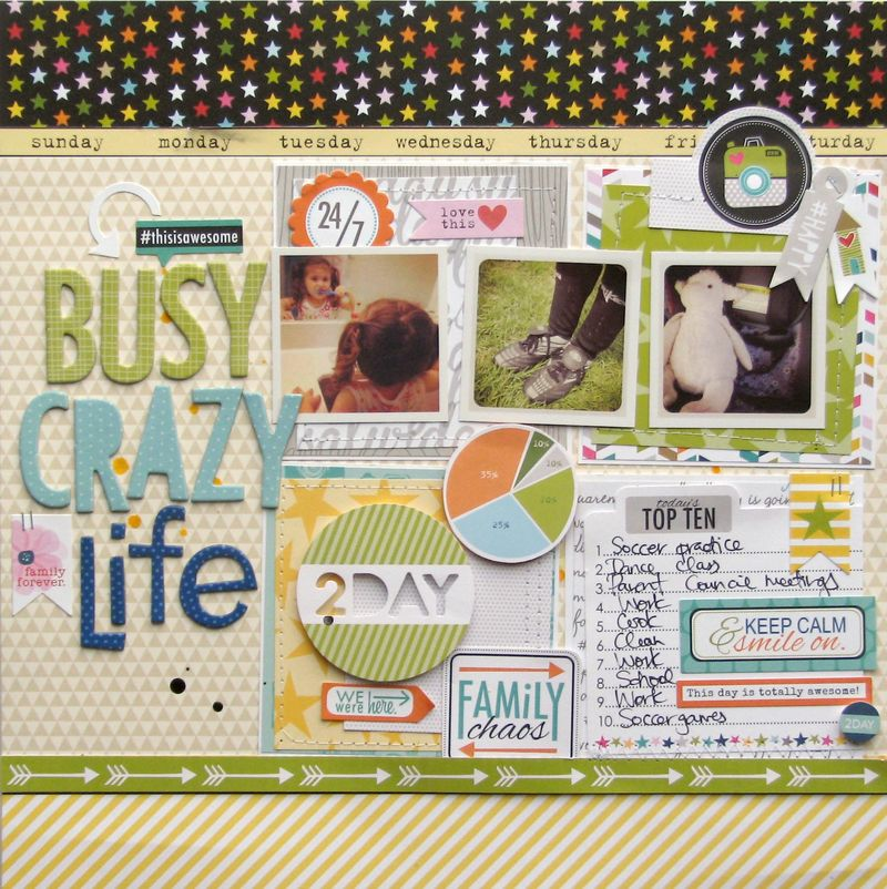 Nicole Nowosad_Crazy Busy LIfe