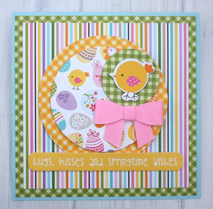 Shellye McDaniel-Simply Spring_Easter Chick Card1