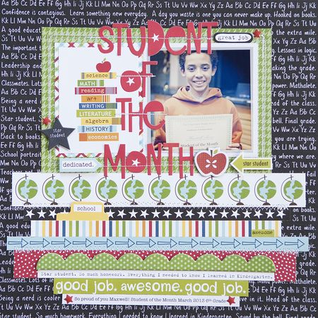 KatieRose_StarStudent_StudentoftheMonth