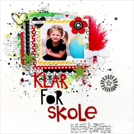 Christin Gronnslett - Klar for skole - Bella Blvd 01
