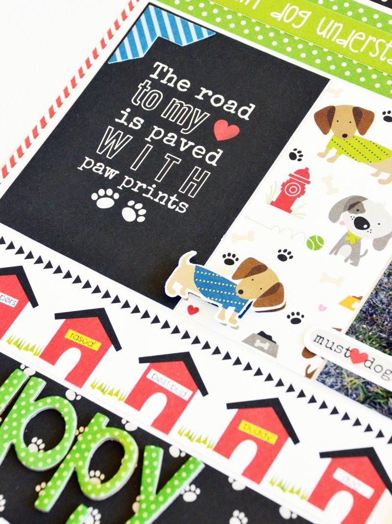 Bella BLVD_Leanne Allinson_Rover LO_Puppy Love_detail 1