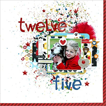 Christin Gronnslett Twelve Five