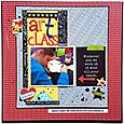 Art Class _ Kristine Davidson