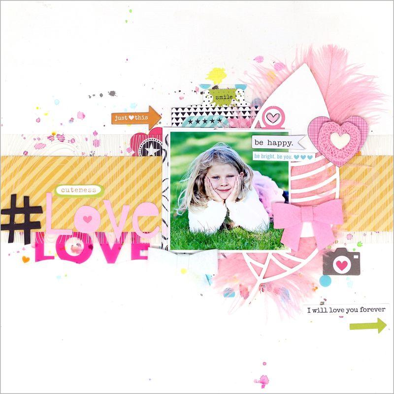 Christin Gronnslett July Love Detail