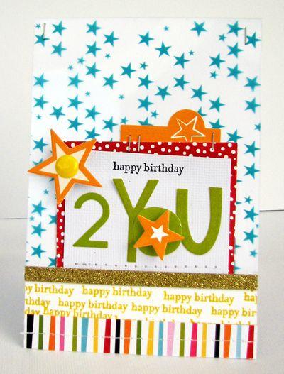 Nicole Nowosad_ Happy Birthday 2 you card