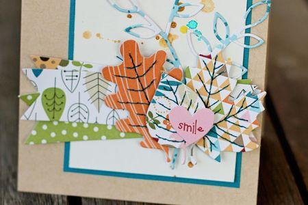 Christin gronnslett - smile card - 02