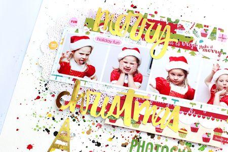 Christin Gronnslett Merry Christmas detail 02