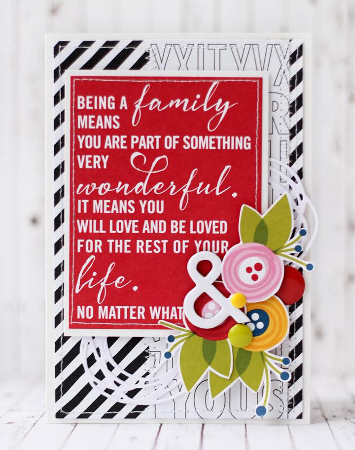 Julia Akinina_Family card