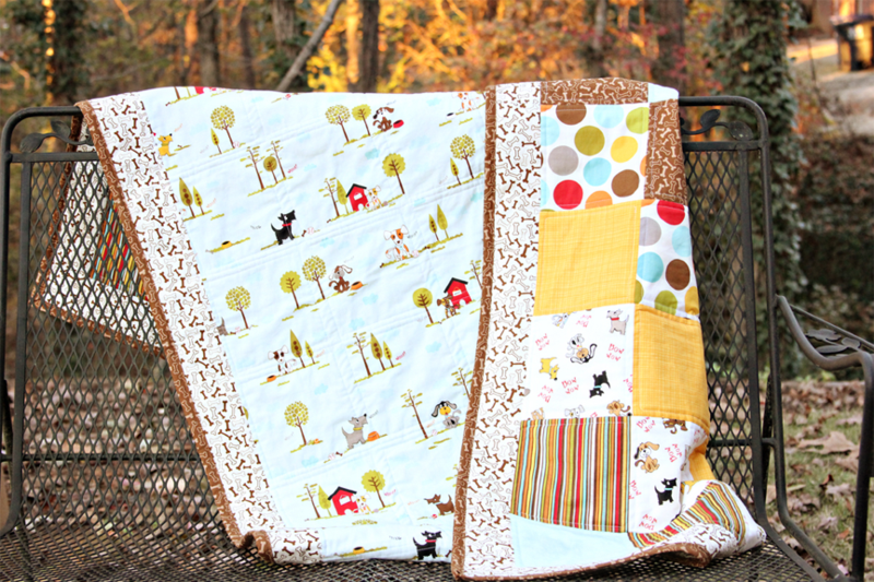 ChristineOusley_PuppyQuilt4