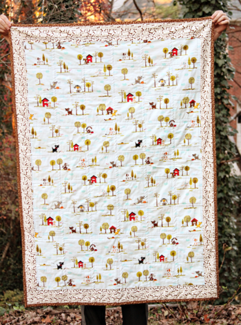 ChristineOusley_PuppyQuilt5