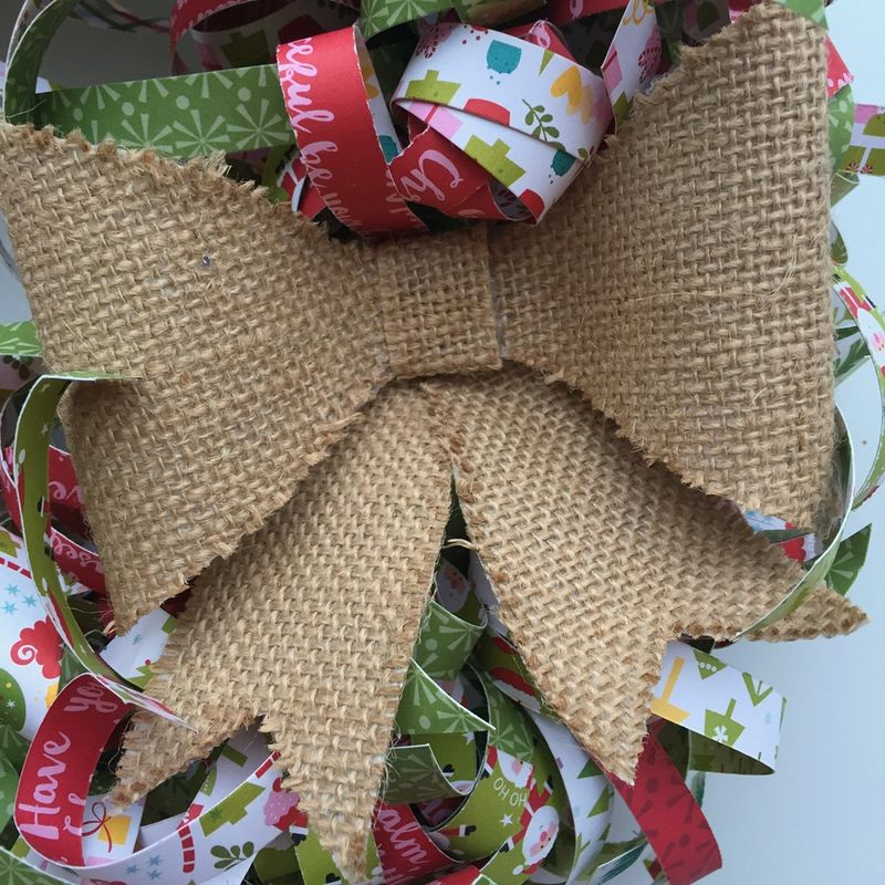 Wreath 1 - Kristine Davidson