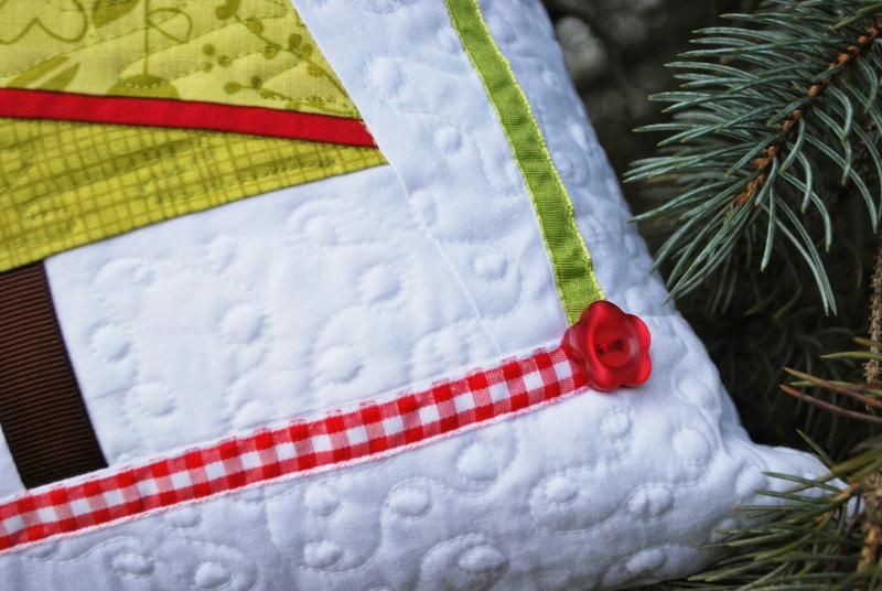 Kathy Frye photo 4 CT pillow detail
