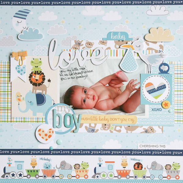 Bella Blvd Studio Blog Unlimited Inspiration Cute Baby Boy Collection