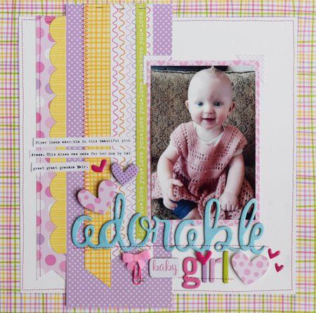Becki Adams_Adorable Baby Girl