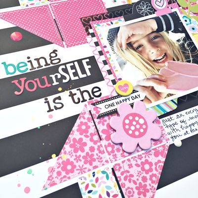 BB Be You Title by Heather Leopard