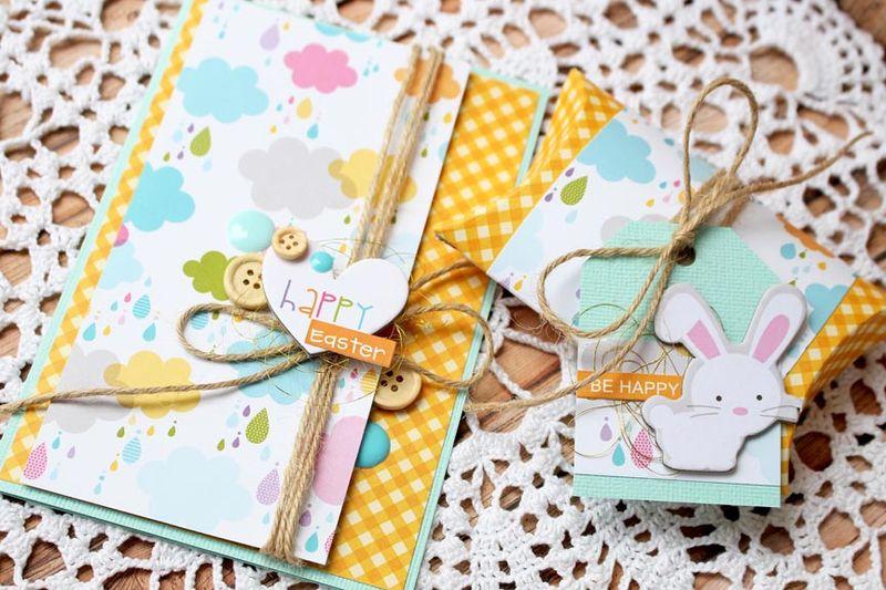 Julia Akinina_Happy Easter Card1