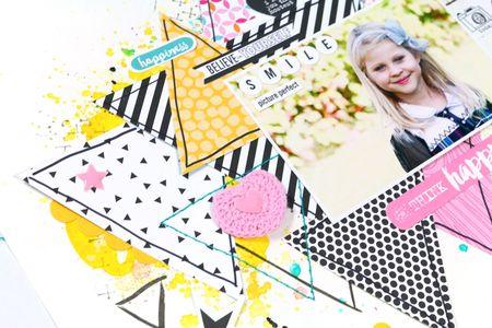 Christin Gronnslett - Smile Detail01