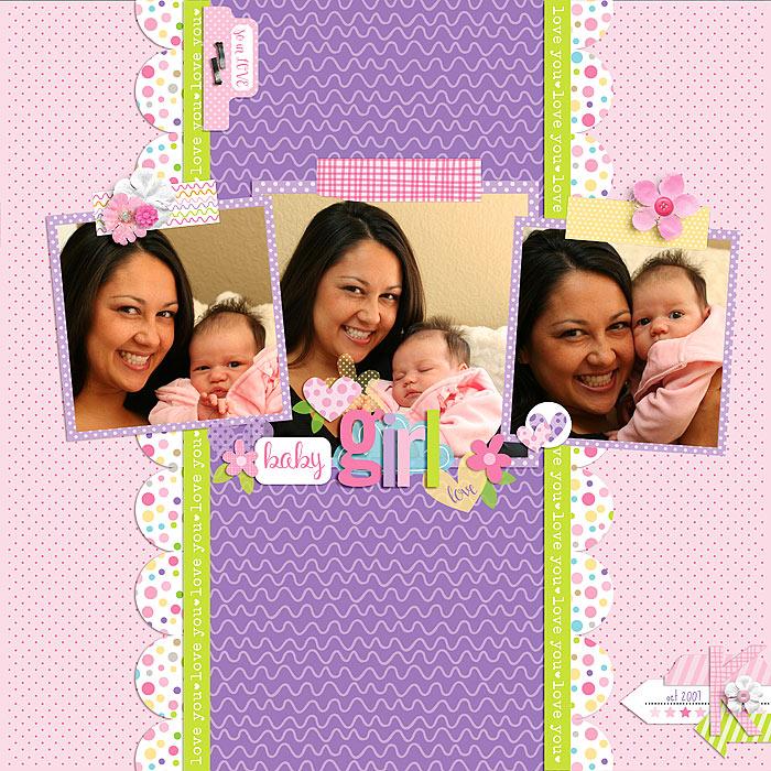KRISTA Baby Girl