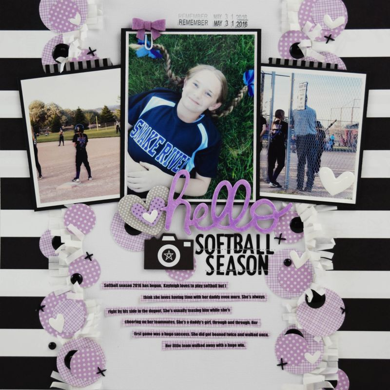 Becki Adams_Hello Softball Season