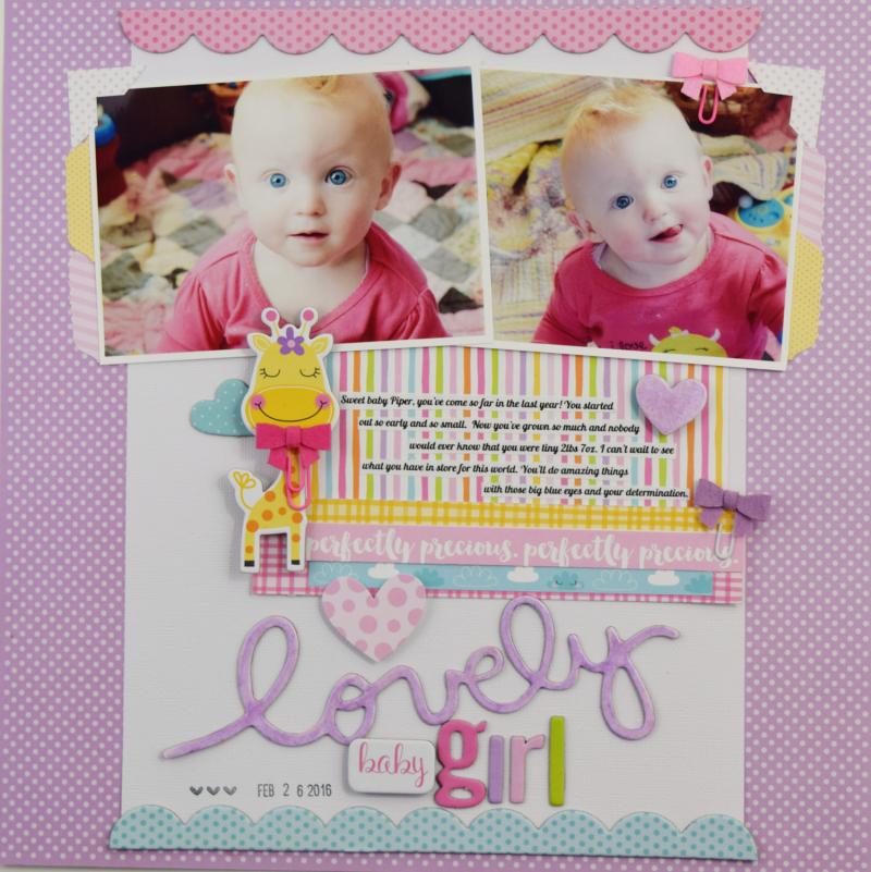 Becki Adams_Lovely Baby GIrl