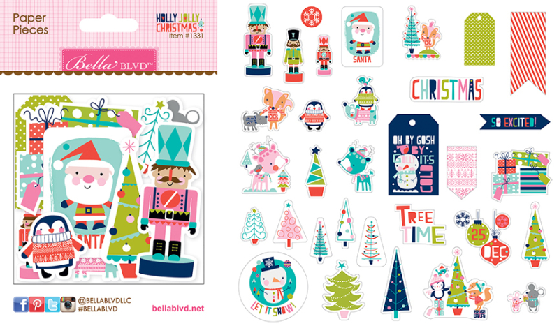 HollyJollyChristmas_PaperPieces