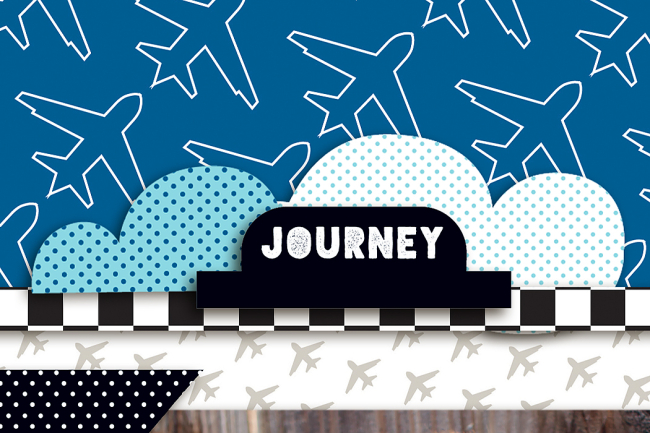 Krista Lund Happy Journey detail 1