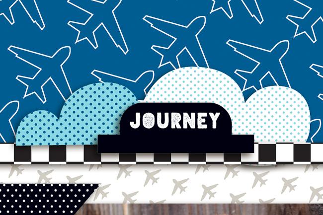 Krista Lund Happy Journey detail 1