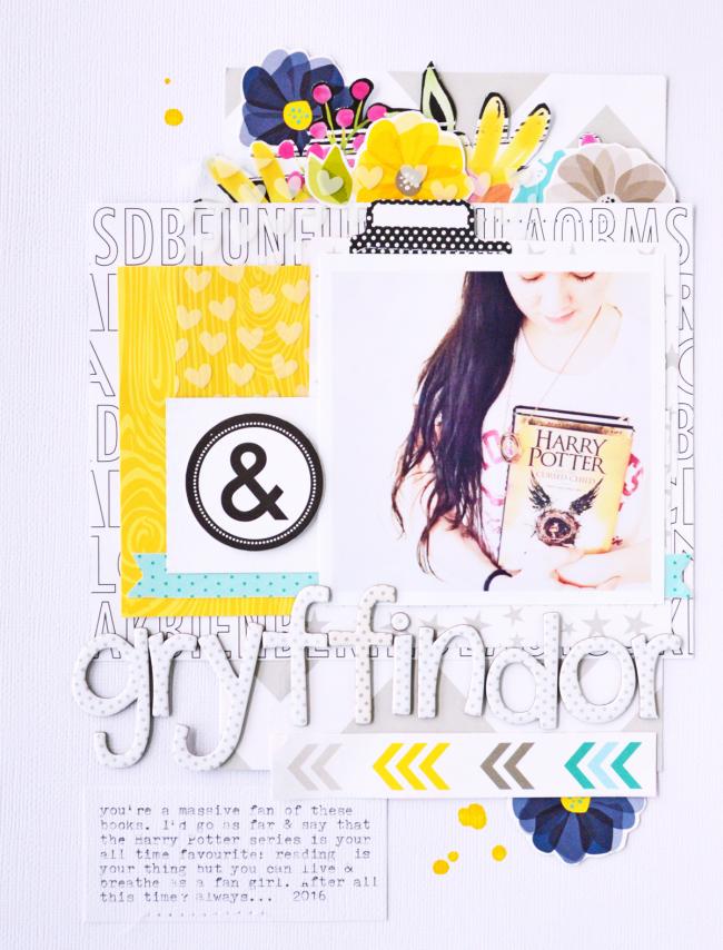 Bella BLVD_Leanne Allinson_LO_Literacy Day_Gryffindor