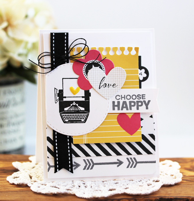 Choose Happy by Laurie Schmidlin