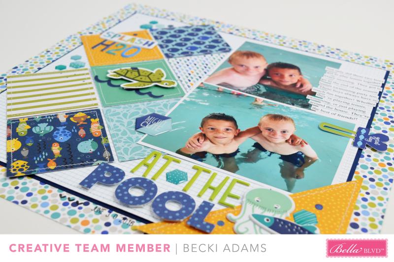 Becki Adams_At The Pool_1