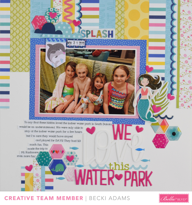 Becki Adams_We Love this water park