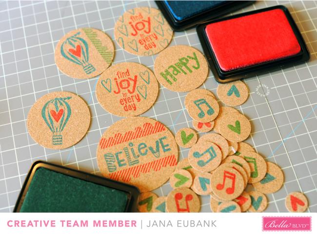 Jana Eubank Bella Blvd Stamping Steps 4