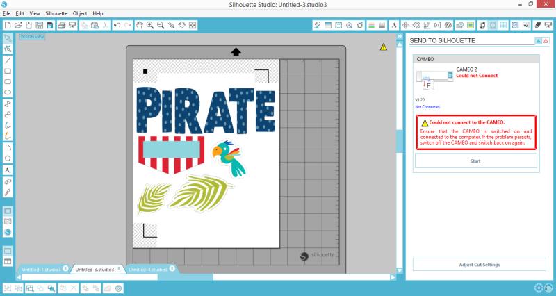 Pirate Screen Shot