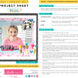 Popsicles & Pandas Project Sheet | July / August 2017