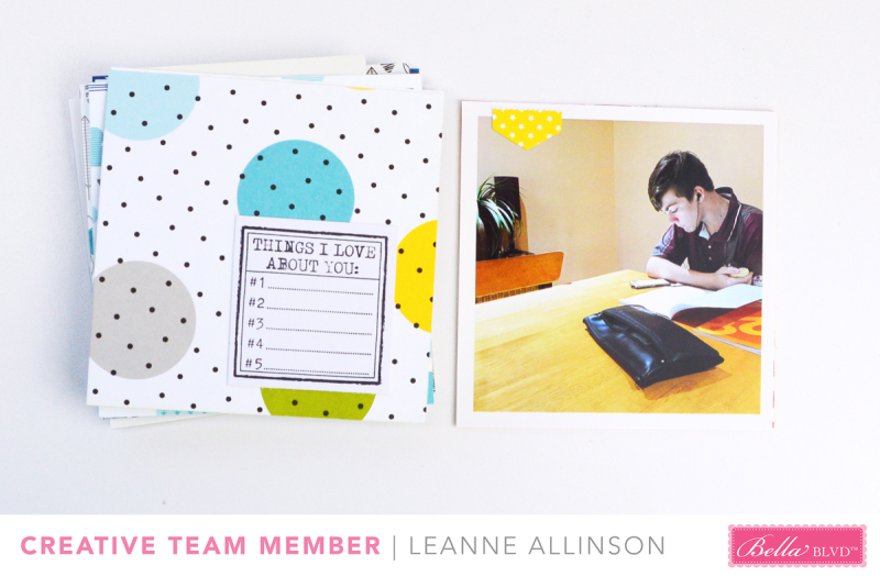 Bella Blvd_Leanne Allinson_mini album_1st day_10