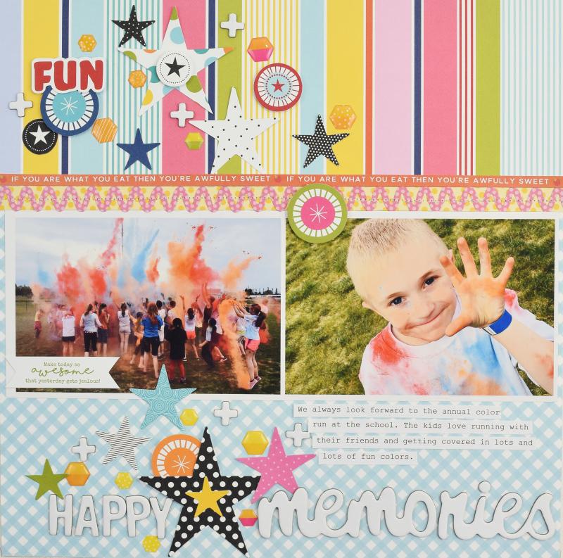 Becki Adams_Summer Family Fun Kit_Happy Memories