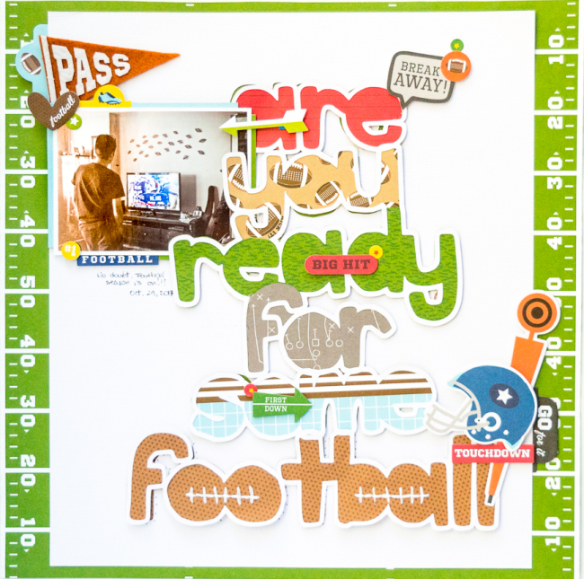 BB_Nathalie DeSousa_Guest Designer_ARE YOU READY FOR SOME FOOTBALL