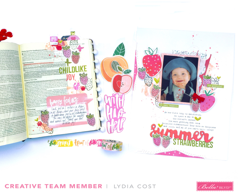 Lydia_Summer Strawberries_Double